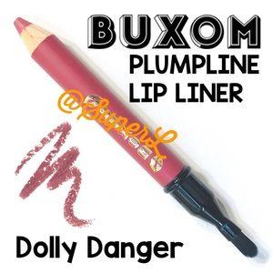 🧸 2/$15 Buxom PLUMPLINE Lipstick Lip Liner Dolly
